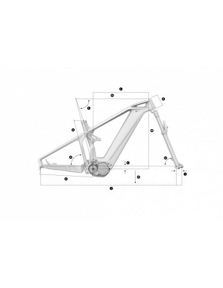 MONDRAKER-carbon-crusher-geometría forward geometry