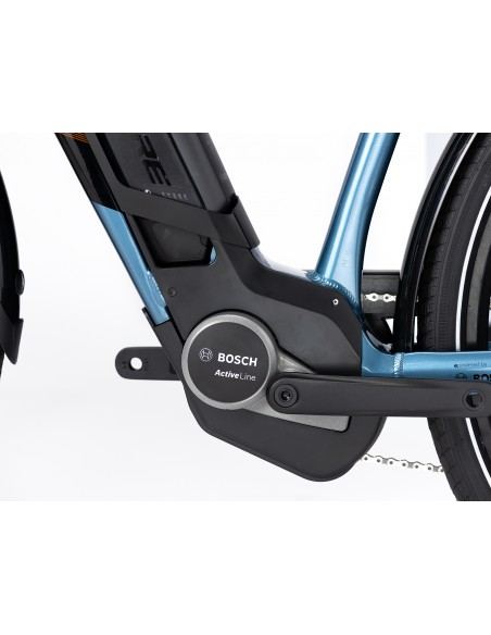 Bicicleta electrica urbana OVERVOLT URBAN 3.3 Lapierre en CDMX