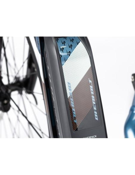 Bicicleta electrica urbana OVERVOLT URBAN 2.3 Lapierre en La Condesa Roma WTC Lomas Bosques Palmas CDMX