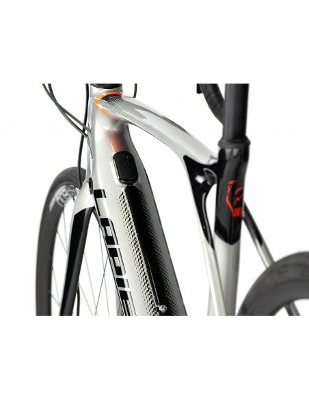 Bicicleta electrica de ruta para Républica de Mexico Lapierre EXELIUS SL 600 motor Fazua