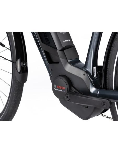 Lapierre bicicleta electrica con motor Bosch OVERVOLT TREKKING 6.4 en Mexico Performance Line 250
