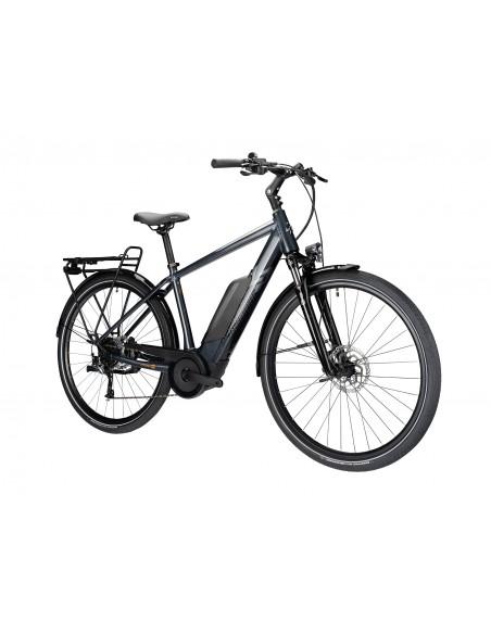 Lapierre bicicleta electrica con motor Bosch OVERVOLT TREKKING 6.4 en Mexico derecha