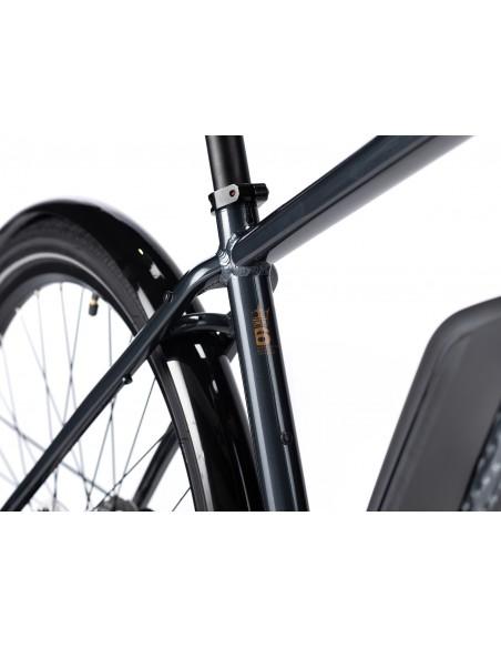 Lapierre bicicleta electrica con motor Bosch OVERVOLT TREKKING 6.4 en Mexico cuadro aluminio