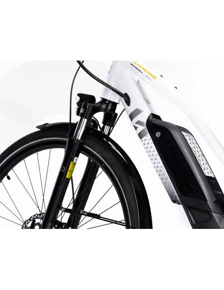 Cycles Lapierre en Mexico modelo OVERVOLT TREKKING 6.4 W 2021 mujer Dama bateria 400 watts