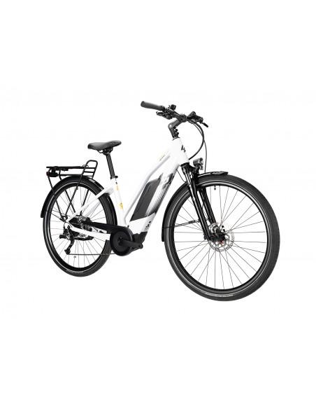 Cycles Lapierre en Mexico modelo OVERVOLT TREKKING 6.4 W 2021 mujer Dama Senora