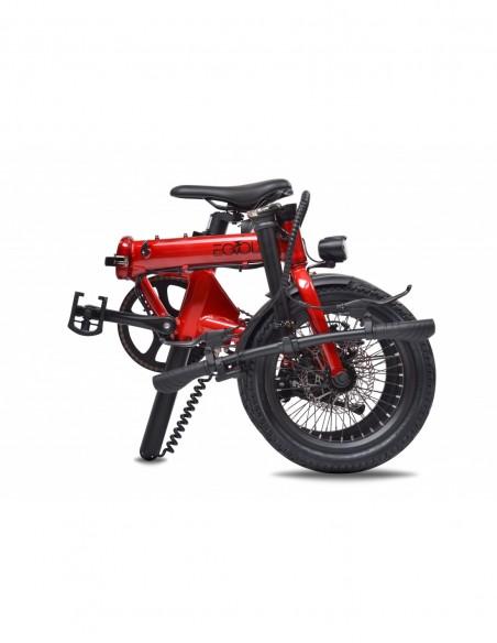 eovolt-city-rojo-bicicleta electrica plegable- mexico-hecho en francia