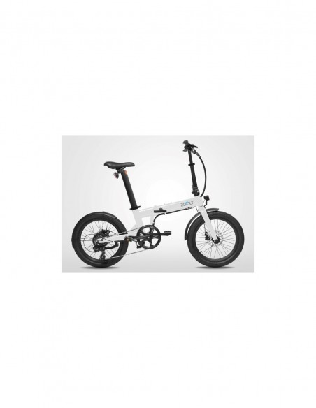 EOVOLT CONFORT Hecho en Francia bicicleta electrica plegable en Mexico