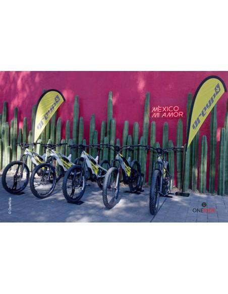 Hecho en Croacia Europa bicicleta electrica marca Greyp modelo G6-3 Avenida Mazaryk Polanco Ciudad de Mexico