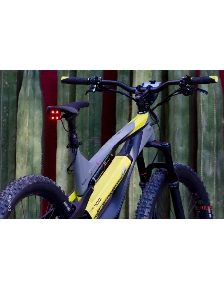Bicicleta Electrica de montaña All-Mountain Greyp Carbon G6-1 talla grande Large Cactus MX
