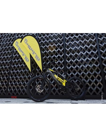 Bicicleta Electrica de montaña All-Mountain Greyp Carbon G6-1 talla grande Avenida Mazaryk Polanco Ciudad de Mexico