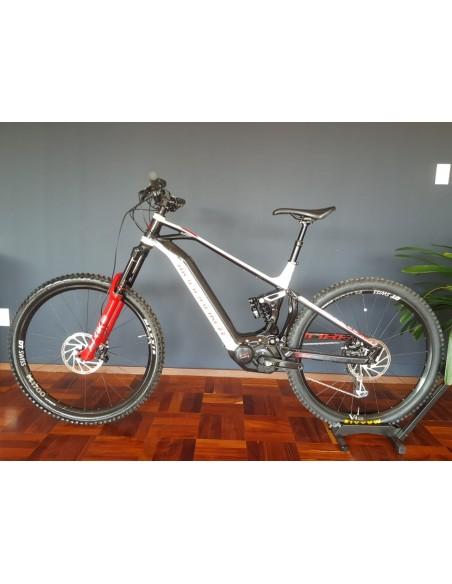 Mondraker Level Alu 29 mid season 2019 Mejor bicicleta electrica de enduro 180 mm Mexico