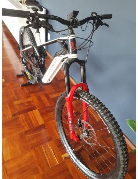 Mondraker Level Alu 29 mid season 2019 Mejor bicicleta electrica de enduro 180 mm Mexico Polanco Santa Fe tienda