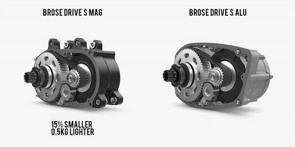 """Reseña del motor Brose Drive S Mag : Central eléctrico ligero """"Hecho en Alemania"""""""