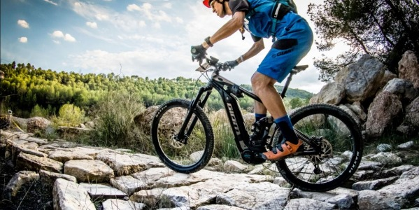 Las ventas de E-Bike en Merida y Giant se aceleran