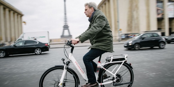 Boom de ventas de E-Bikes en Francia en 2017